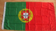 Portugal Large Country Flag - 5' x 3'.
